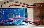 Arduino Mega 2560 basierten LDR Licht Intensitätssteuerung