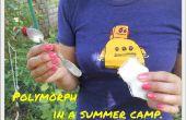 Polymorphen in einem Sommercamp.