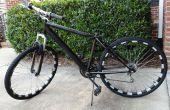 Ein weiteres Fahrrad-Projekt? Oder ein Meisterwerk?  OK, das ehemalige...