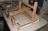 Dremel Carver/Duplicator wie ein Human Powered CNC-Router