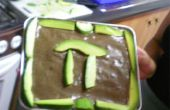 Avocado Schokolade Custard Pie