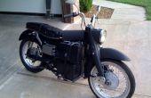 Bauen Sie ein Elektro-Motorrad auf einem Etat