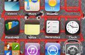Gewusst wie: Glitch eine App auf dem Home-Bildschirm