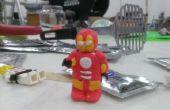 Sugru Iron Man Rüstung für Sie LEGO Minifigur