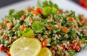 Prepare A Delicious und nahrhaften Salat In Minuten