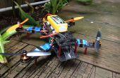 Wie man ein Racing-Quadrocopter zu bauen