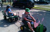 Mini-Traktor von Go Kart Teile