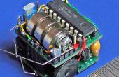 Bau kleiner Roboter: Macht eine kubische Zoll Micro-Sumo-Roboter und kleiner