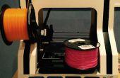 Ändern 3D-Drucker Filament im laufenden Betrieb ein-und mehrfarbige Drucke!