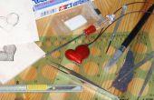 Herz-Halskette USB