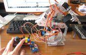 Meine neunte Projekt: Roboterarm mit Joystick Shield