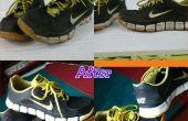 Refubrishing Nike Sportschuhe