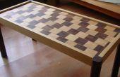 Wie ein Cafe-Wall Illusion Couchtisch bauen