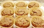 Obst und Gemüse Muffins (glutenfrei)