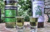 Wie erstelle ich eine grüne Chartreuse Clone