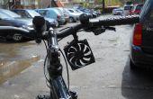Fahrrad-Handy-Ladegerät (Windkraftanlage mit eingebautem Akku)