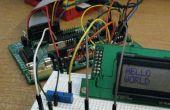 Läuft ein HD44780 Display aus der ATmega auf eine Gertboard