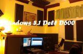 Windows 8.1 und 7 auf Dell D600 mit USB-