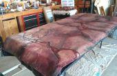 Geschunden Menschenfleisch Tischdecke (oder wie man deine Schwiegermutter zu gewährleisten isst nie wieder bei Ihnen zu Hause)