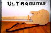 UltraGuitar - eine Ultraschall-Gitarre