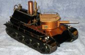 Dampf-Turret Tank