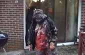 Wie erstelle ich ein Zombie-Kostüm