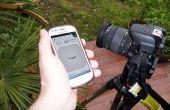 Ihre DSLR mit Smartphone und ESP8266 WLAN-Modul drahtlos auslösen