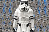 Machen Sie Ihre eigene Putz-Stormtrooper-Armee!