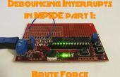 Debouncing Interrupts mit MPIDE Teil 1: Brute-Force