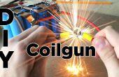 DIY-einfach Coilgun | Elektronisches Projektil Launcher