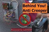 Hinter dir! Anti-Creeper Alarm-System