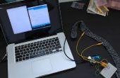 DIY-Atem Sensor mit Arduino (leitfähige gestrickte Stretch Sensor)