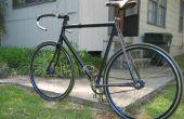 Carbon-Faser-Bike