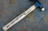 Personalisierte Hammer zum Vatertag