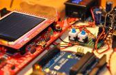 Tragbare Prototyping-Labor mit Oszilloskop und Arduino