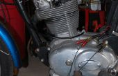 Timer für Motorrad/Auto-Ladegerät Rinnsal