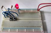 Ein NAND-Gatter von Transistoren zu bauen