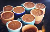 Zwei Zutaten Mousse au Chocolat: eine Überprüfung der zwei Arten. Lassen Sie die Geschmack Test beginnen!