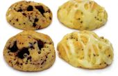 Lemon Poppy Seed Chocolate Chip Cookies