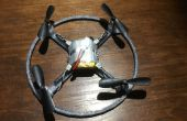 Sprachgesteuerte Drohne