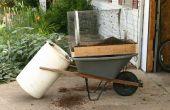 Trommel Kompost Sieb