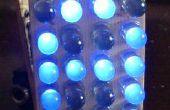 LED Dot-Matrix-Anzeige
