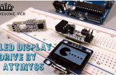 Wie Konvertieren von Bitmapgrafiken für OLED-SSD1306 Anzeige von ATtiny85 laufen