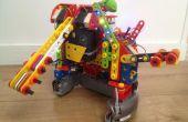 Gehackten Roomba + Arduino Schneebälle zu einem Eurobot 2013-Eintrag...