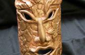 Maske Mania ~ wie erstelle ich eine Luft trocken Tonerdemaske