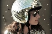 Disco Ball Helm