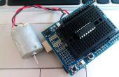 Wie mit dem L293D Motor-Treiber - Arduino Tutorial