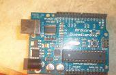 Programmierung Arduino Bootloader ohne Programmierer