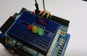 Einfache Arduino Ampel