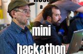 Hosten eines Mini Hackathon